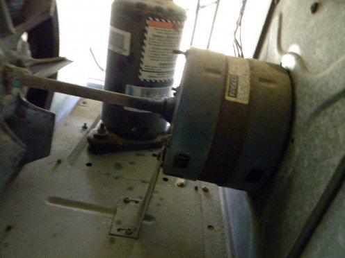 RV Fan Motor